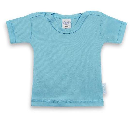 Afbeeldingen van T-shirt korte mouw met naam