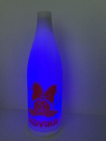 Afbeelding voor categorie Fles lamp