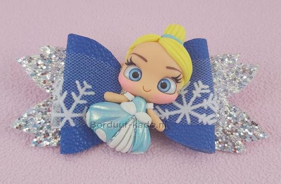 Afbeeldingen van Frozen haarstrik